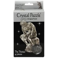 3D THINKER CRYSTAL PUZZLE (6/48)
