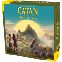 CATAN: RISE OF INKAS