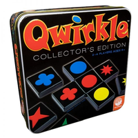 QWIRKLE COLLECTOR'S EDITION (6)