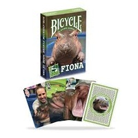 BICYCLE POKER ZOO FIONA