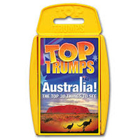 AUSTRALIA UK TOP TRUMPS (6)