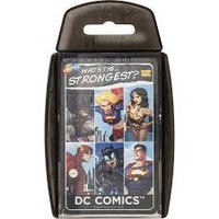 DC COMICS TOP TRUMPS (6)
