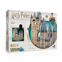 3D HOGWARTS ASTRONOMY TOWER 860pc  (4)