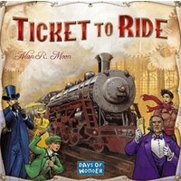TICKET TO RIDE (4) Spiel Winner 2004