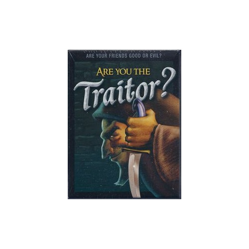 ARE YOU THE TRAITOR (disp 6)
