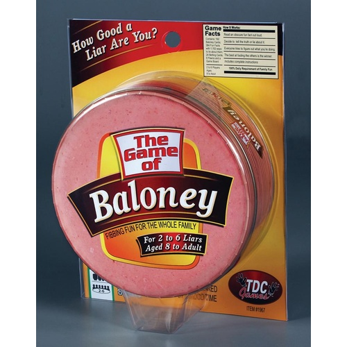 THE GAME OF BALONEY (12)